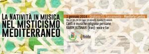 Chiesa dell'Oratorio Monforte San Giorgio01/01/2014ore 17:30 - 20:30
